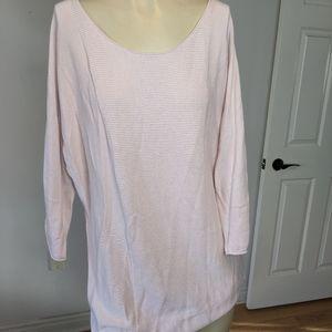 Repeat - pink long sleeve top